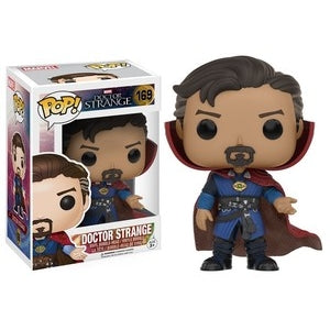 Marvel Pop! Vinyl Figure Doctor Strange (Movie) [169] - Fugitive Toys