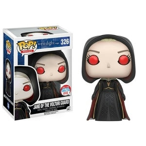 Twilight Pop! Vinyl Figure Hood Up Jane Of The Volturi Guard [NYCC 2016] [326]