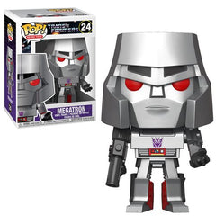Transformers Retro Toys Pop! Vinyl Figure Megatron [24] - Fugitive Toys