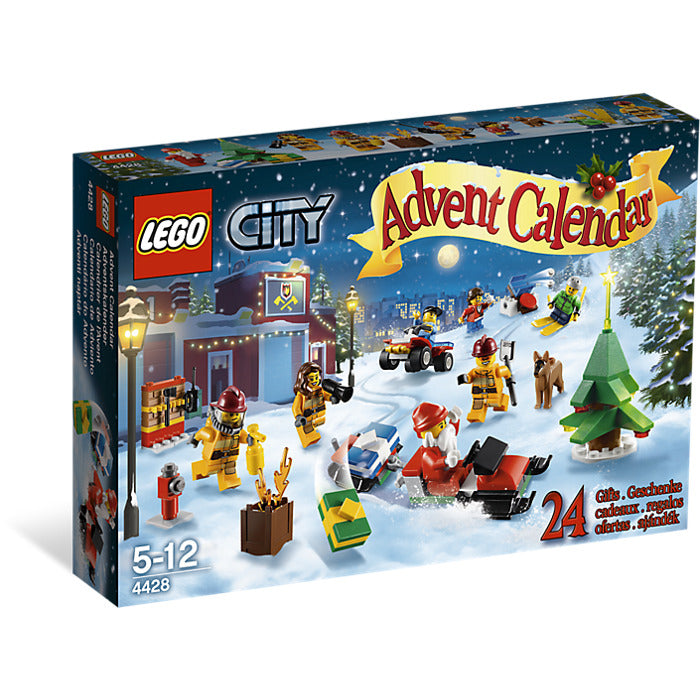 LEGO City Advent Calendar (4428)