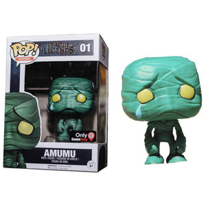 League of Legends Pop! Vinyl Figures Amumu [01]