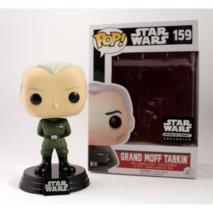 Star Wars Pop! Vinyl Figures Grand Moff Tarkin [159]