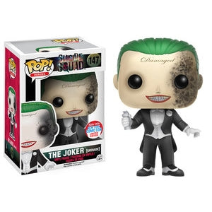 Suicide Squad Pop! Vinyl Figure The Joker (Grenade Damage) (NYCC 2016 Exclusive) [147]