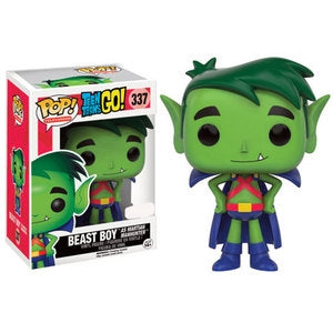 Teen Titans Go! Pop! Vinyl Figure Beast Boy as Martian Manhunter [337]