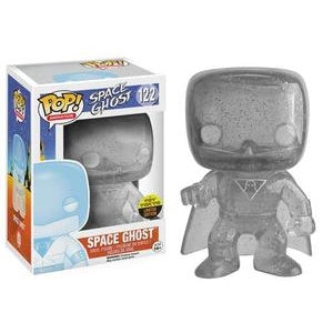 Space Ghost Pop! Vinyl Figure Invisible Space Ghost [122]