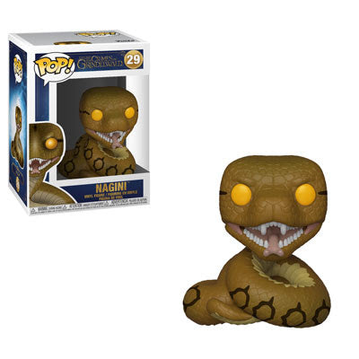 Fantastic Beasts: The Crimes of Grindelwald Pop! Vinyl Nagini [29]