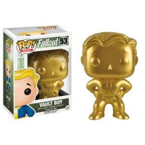 Fallout Pop! Vinyl Figure Gold Vault Boy [53]