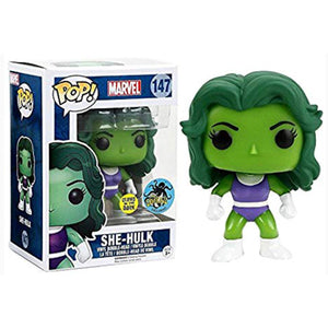 Marvel Pop! Vinyl Figure She-Hulk (Glow in the Dark) [147]