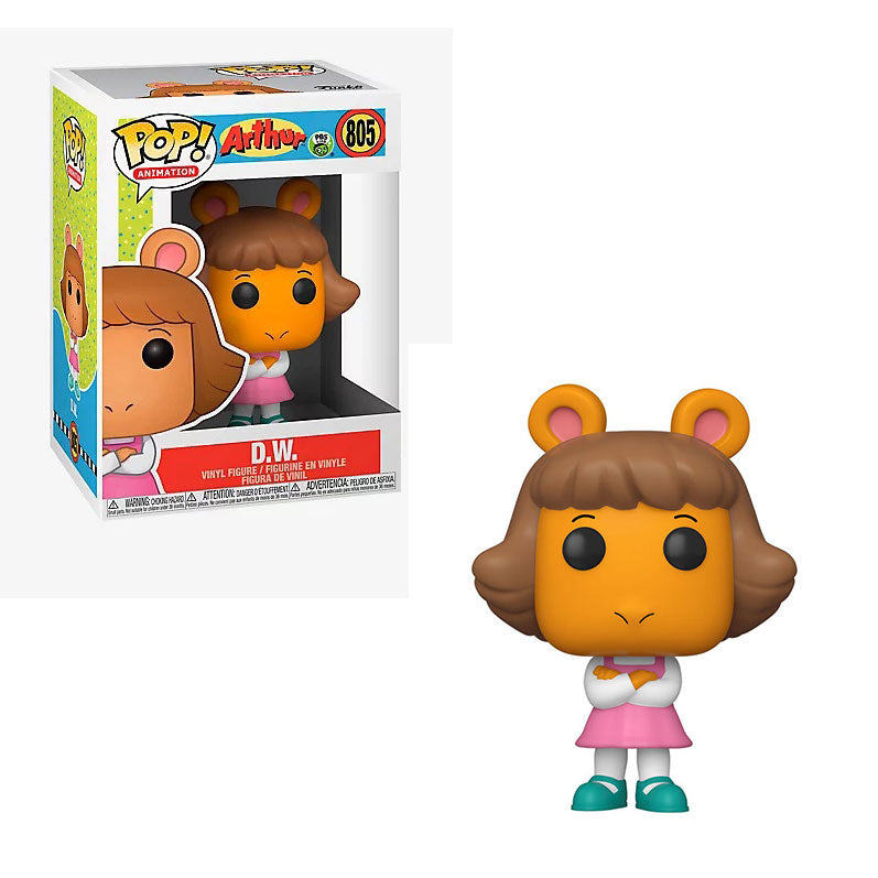 Arthur The Aardvark Pop! Vinyl Figure D.W. [805]