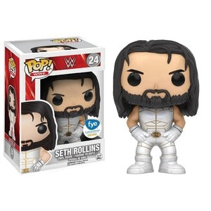 WWE Pop! Vinyl Figure Seth Rollins (White) [24]