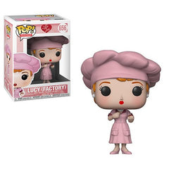 I Love Lucy Pop! Vinyl Figure Factory Lucy [656] - Fugitive Toys