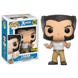 Marvel Pop! Vinyl Figure Logan (Tank Top) [193]