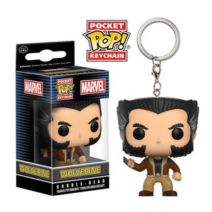 Marvel Pocket Pop! Keychain Wolverine - Fugitive Toys