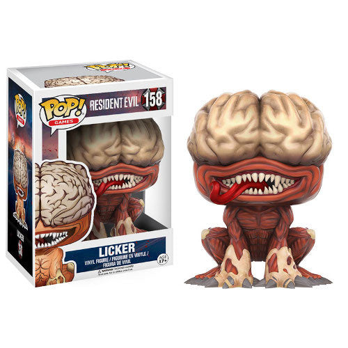 Resident Evil Pop! Vinyl Figure Licker