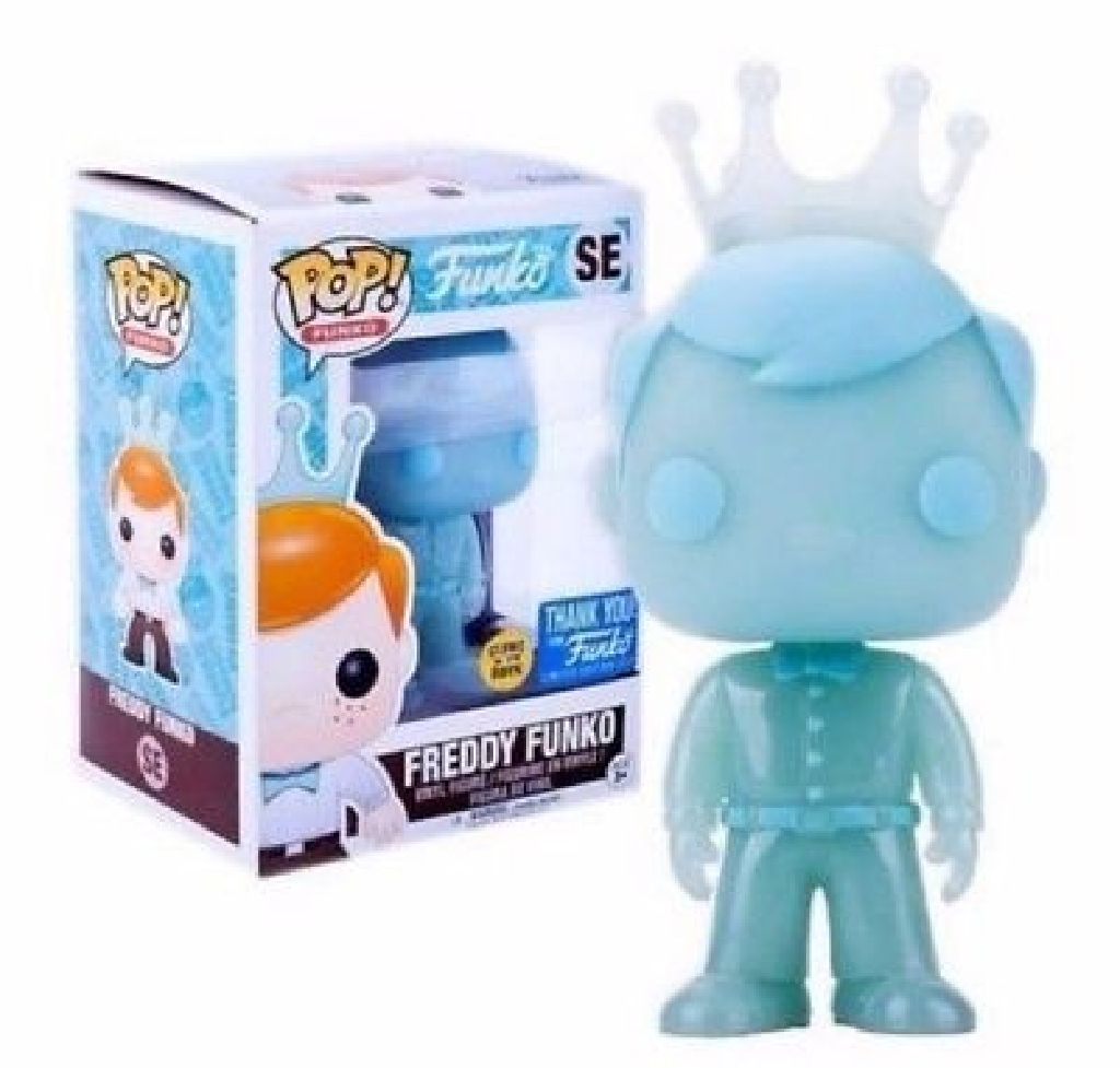Freddy Funko Pop! Vinyl Figure Thank You Holographic [SE] - Fugitive Toys