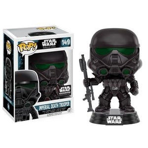 Star Wars Pop! Vinyl Figure Imperial Death Trooper (Specialist) [149] - Fugitive Toys