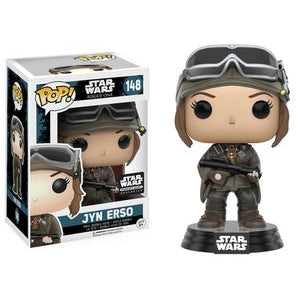 Star Wars: Rogue One Pop! Vinyl Figures Mountain Gear Jyn Erso [148]