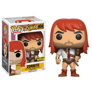 Son of Zorn Pop! Vinyl Figures Office Attire Zorn [404]