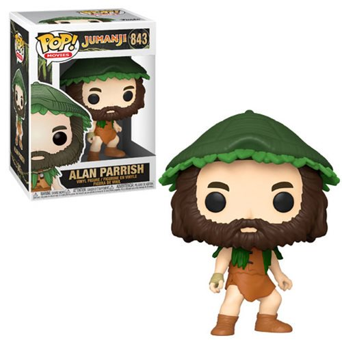 Jumanji Pop! Vinyl Figure Alan Parrish [843]