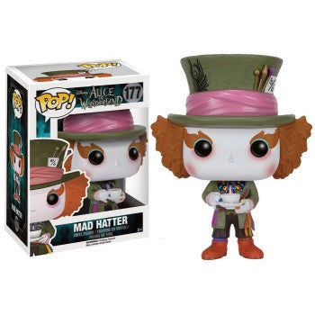 Disney Pop! Vinyl Figure Mad Hatter [Alice in Wonderland Live Action]