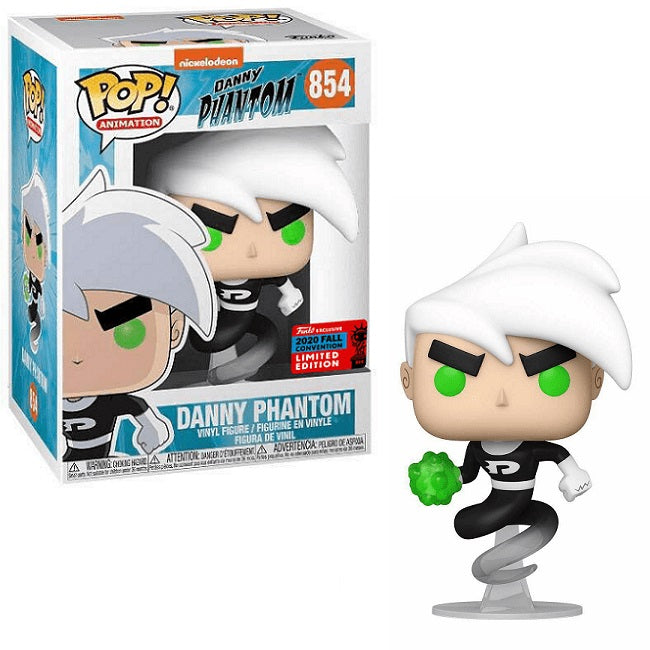 Danny Phantom Pop! Vinyl Figure Danny Phantom (2020 Fall Convention) [854]