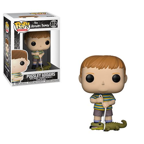 The Addams Family Pop! Vinyl Figure Pugsley [812] - Fugitive Toys