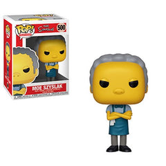 Simpsons Pop! Vinyl Figure Moe Szyslak [500]