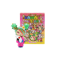 Tokidoki Kawaii All-Stars: (1 Blind Box) - Fugitive Toys