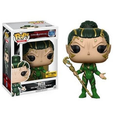 Power Rangers Pop! Vinyl Figures Rita [401] - Fugitive Toys