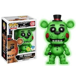 Five Nights at Freddy's Pop! Vinyl Figures Toy Freddy [128]