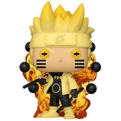 Naruto Pop! Vinyl Figure Naruto Six Path Sage - Fugitive Toys