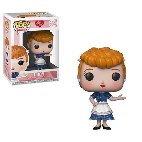 I Love Lucy Pop! Vinyl Figure Lucy [654] - Fugitive Toys