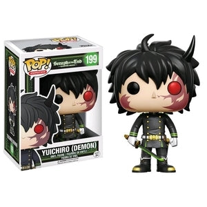 Seraph of the End Pop! Vinyl Figure Yuichiro (Demon) [199]