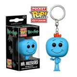 Rick and Morty Pocket Pop! Keychain Mr. Meeseeks - Fugitive Toys