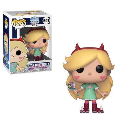 Disney Pop! Vinyl Figure Star Butterfly [Star vs. Forces of Evil] [501]