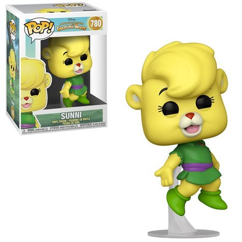 Disney Adventures of the Gummi Bears Pop! Vinyl Figure Sunni [780]