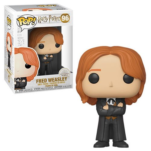 Harry Potter Pop! Vinyl Figure Fred Weasley Yule Ball [96]