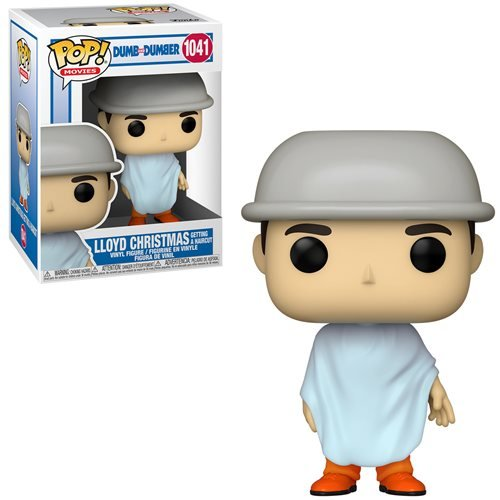 Dumb and Dumber Pop! Vinyl Figure Lloyd Christmas (Getting a Haircut) [1041]