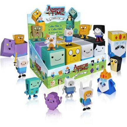 Adventure Time Figural Tin Mystery Minis: (1 Blind Box)