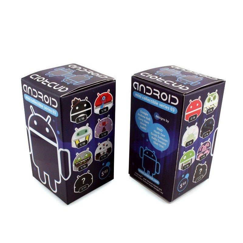 Android Mini Collectible Series 3 (1 Blind Box)