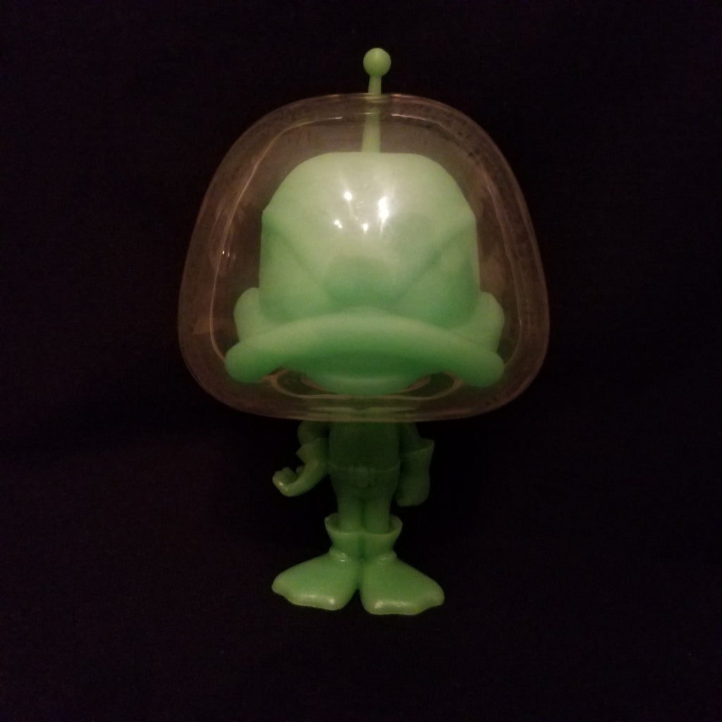 Duck Dodgers Glow in the Dark Proto