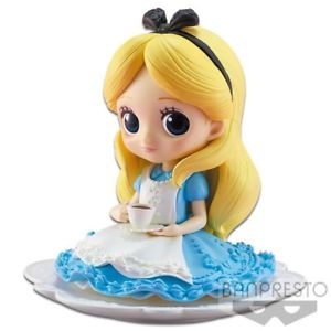 Disney Q Posket Alice in Wonderland Sugirly (Light Blue Dress)
