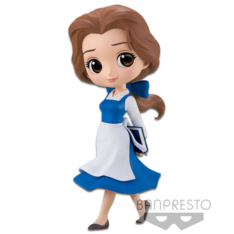 Disney Q Posket Belle Country Style [Dark Blue Dress]