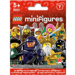 LEGO Minifigures Series 7 (8831) (1 Blind Pack) - Fugitive Toys
