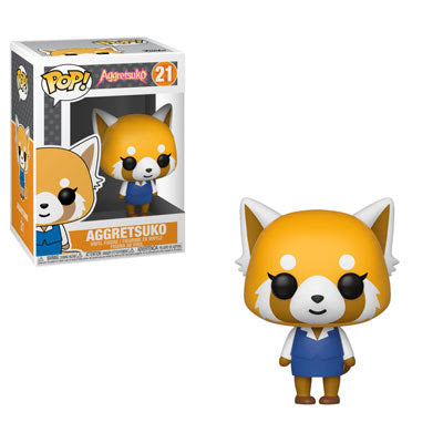Sanrio Pop! Vinyl Figure Aggretsuko [21] - Fugitive Toys