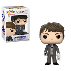 Veep Pop! Vinyl Figure Jonah Ryan [725]