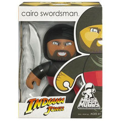 Indiana Jones Mighty Muggs: Cairo Swordsman - Fugitive Toys