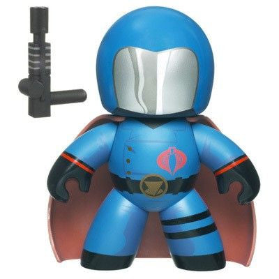 G.I. Joe Mighty Muggs: Cobra Commander - Fugitive Toys