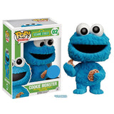 Sesame Street Pop! Vinyl Flocked Cookie Monster [Exclusive]