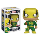 Marvel Pop! Vinyl Figure Iron Fist [Previews Exclusive] - Fugitive Toys